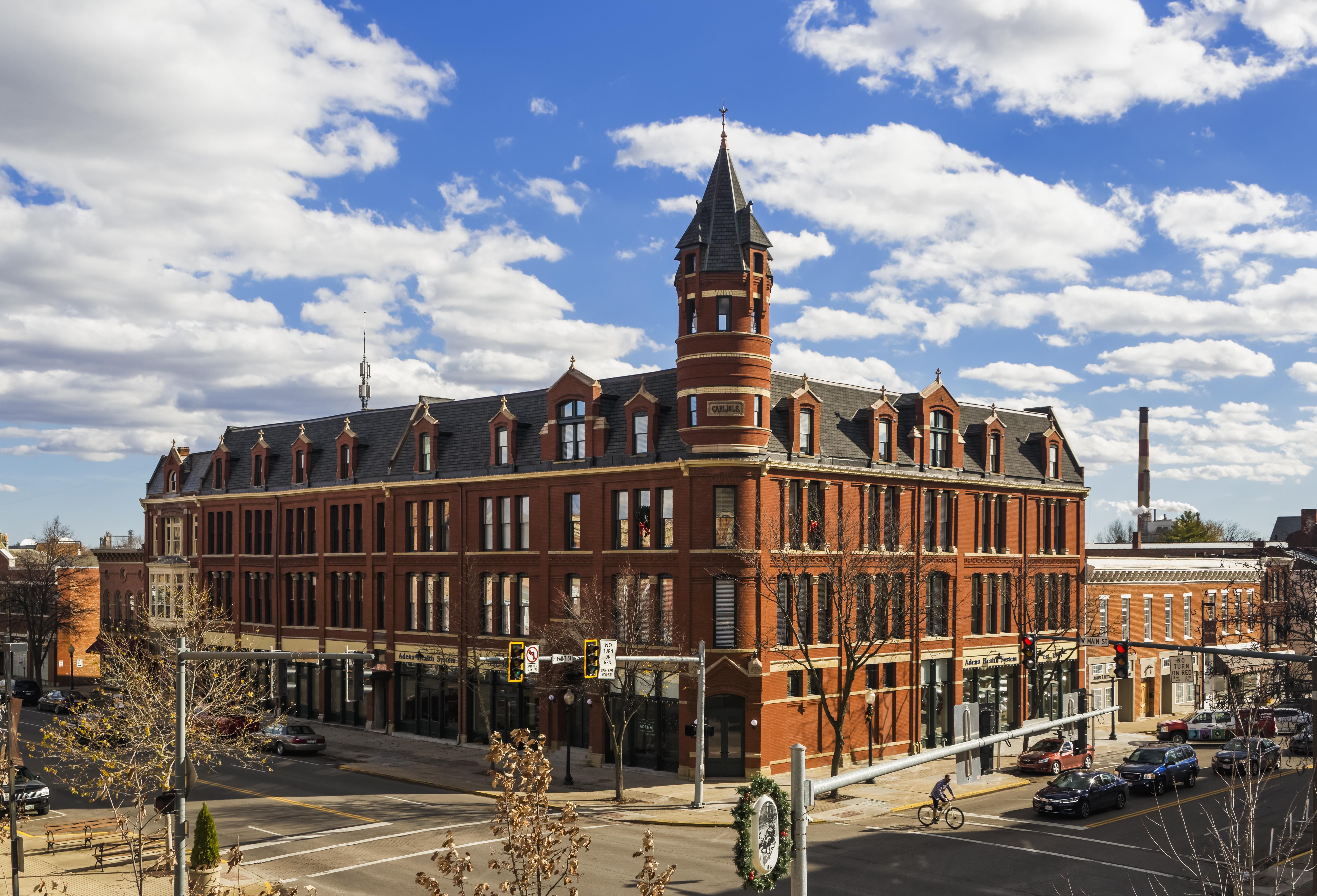 Architectural Gem Saved Repurposed in Ohio