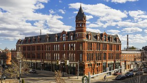 The Carlisle Block Building, Location: Chillicothe, Ohio, Developer: The Chesler Group