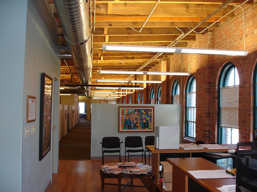 Van Roy Building 826 Below